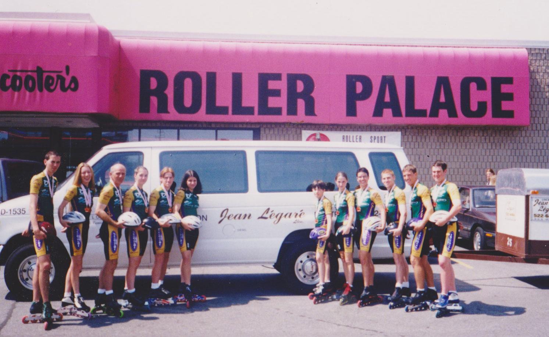 Équipe VRL 1997