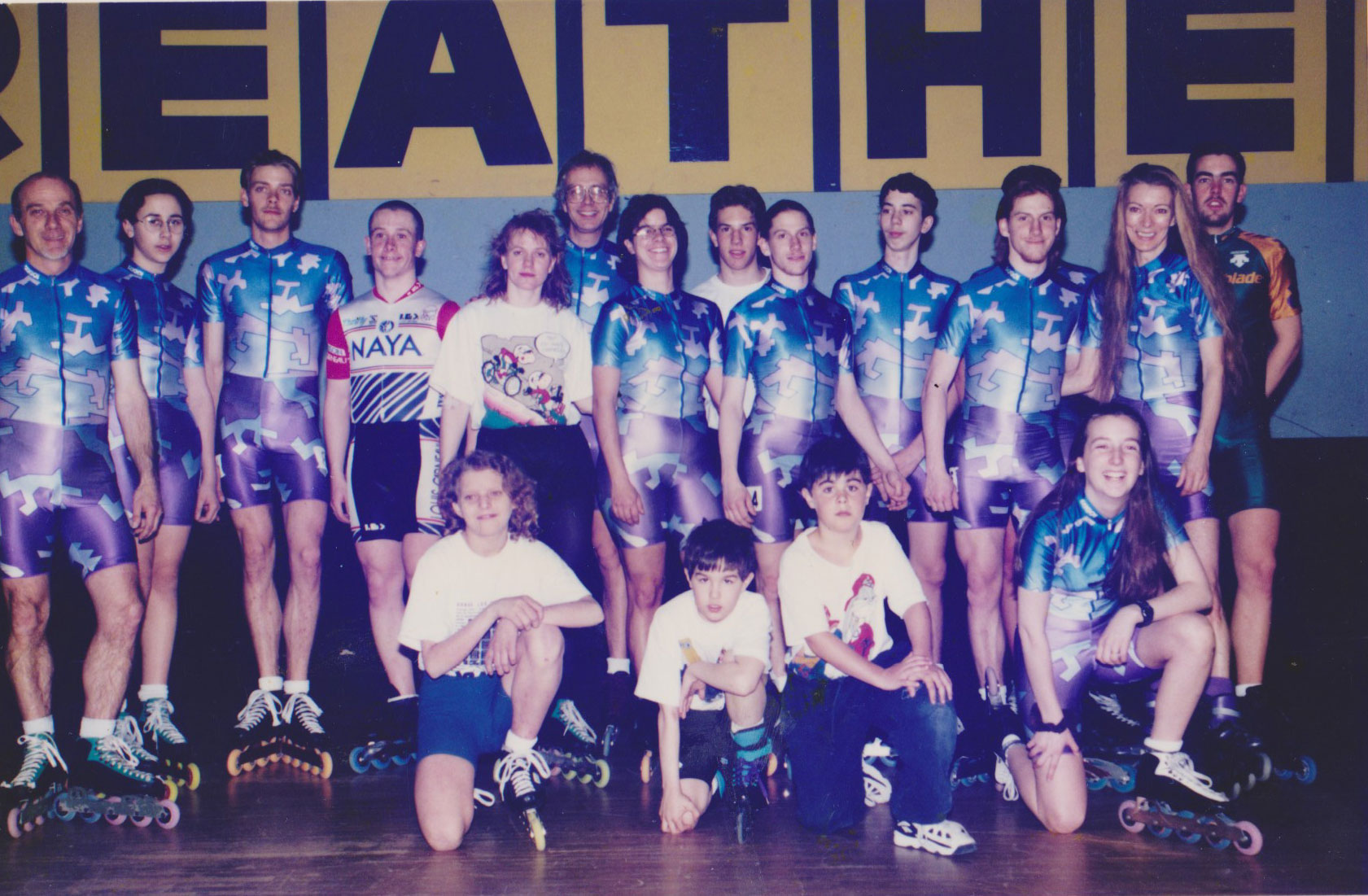 Équipe VRL 1996