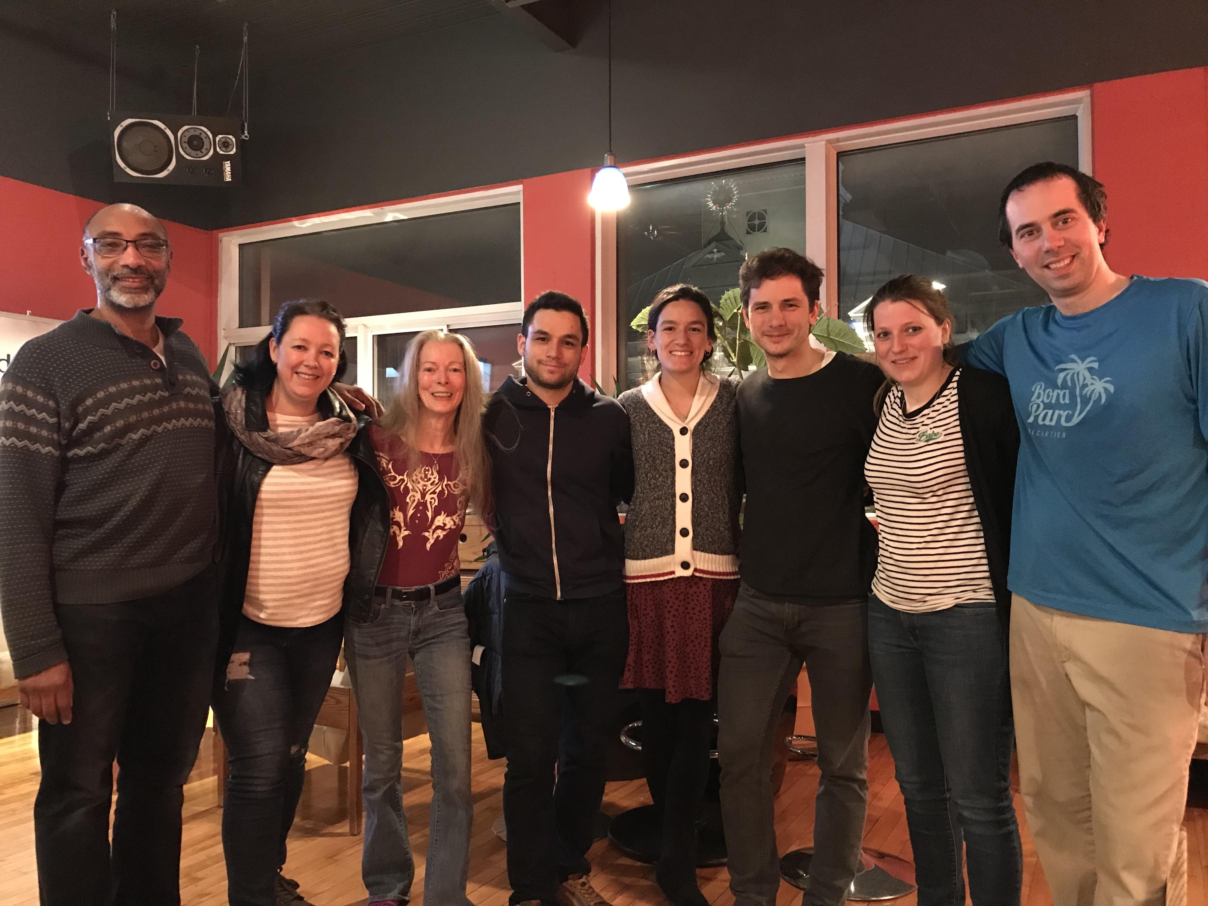 27 mars 2018 - off skate Studio Bizz