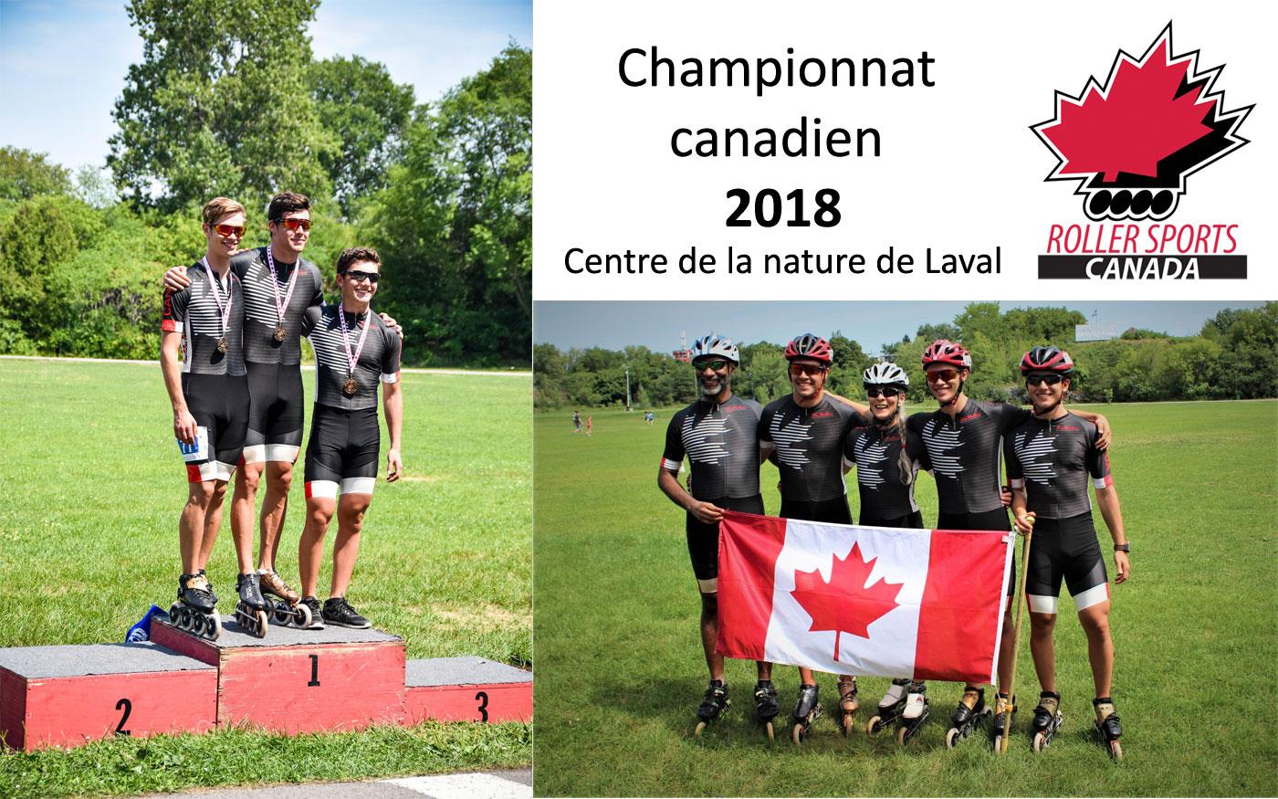 Championnat canadien 2018